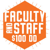 Faculty Staff Add On $:  Buy $100  - Get $115.00