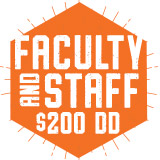 Faculty Staff Add On $:  Buy $200  - Get $230.00